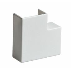 Кабель канал угол L-образный 16х16 мм белый плоский TPlast 50.08.001.0003