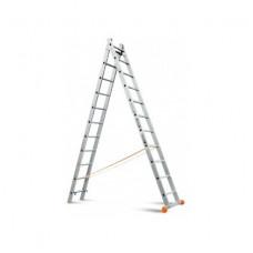 Лестница двухсекционная 2х11 VIRA 603211