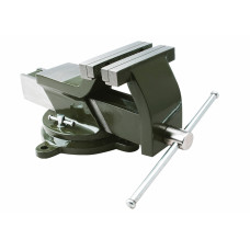 Тиски поворотные с наковальней 80 мм Дело Техники 392080