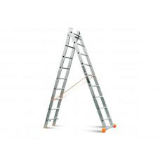 Лестница двухсекционная 2х12 VIRA 603212