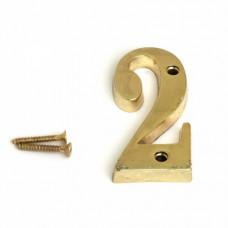 Накладка-цифра Fiore-2-G