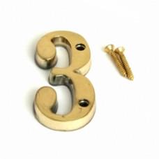 Накладка-цифра Fiore-3-G