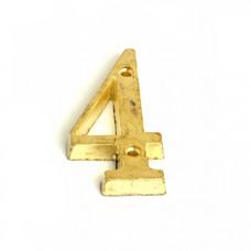 Накладка-цифра Fiore-4-G