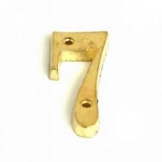 Накладка-цифра Fiore-7-G