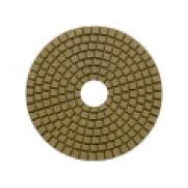 Алмазный полировальный круг гранит Сплитстоун 6А2S100х40х2,5 №7