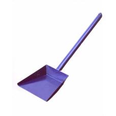 Совок для мусора с металлической ручкой