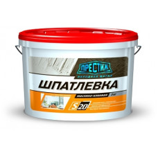 Шпатлевка масляно-клеевая 3 кг Престиж