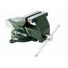 Тиски поворотные с наковальней 80 мм Дело Техники 392125