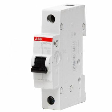 Автоматический выключатель 1P 25A АВВ SH201L 2CDS241001R0254