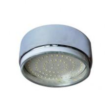 Светильник накладной хром 42х120 мм GX70 G16 Ecola FC70FFECB