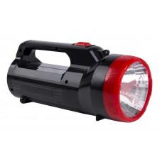 Аккумуляторный фонарь-прожектор 2 в 12W + 18 LED Smartbuy SBF-100-K