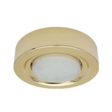 Светильник накладной золото 32х130 мм GX53 Ecola FT3073 FG5330ECB