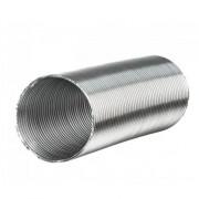 Канал алюминиевый гофрированный D-115 мм армированный VENTS 100000018081