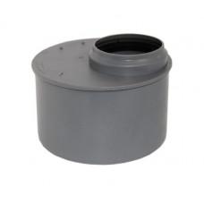 Переход эксцентричный 110х50 мм плоский SINIKON 511050к