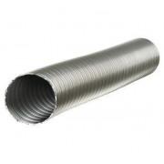 Канал алюминиевый гофрированный D-135 мм армированный VENTS 1000018121