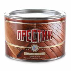 Эмаль желто-коричневая 0,4 кг Престиж ПФ-266
