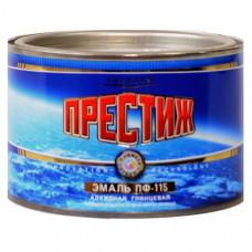 Эмаль красная 0,4 кг Престиж ПФ-115