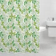 Штора для ванн 180*200 IDDIS green leaf SCMIO84P
