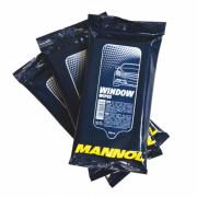 Салфетка для чистки стекол и зеркал MANNOL1118 2140