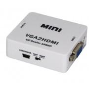Видеоконвертер вход VGA+Audio L/R - выход HDMI PREMIER 5-982