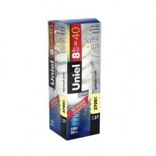 Компактная люминисцентная лампа Uniel ESL-S41-08\2700\E27