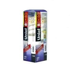 Компактная люминисцентная лампа Uniel ESL-S41-08\4200\E14