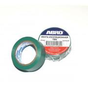 Изолента зеленая ABRO ЕТ912