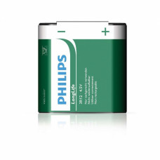 Батарейка PHILIPS 3R12 Long life BL1 06729