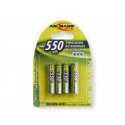 Аккумулятор ANSMANN MN 550AAA 5030772 BL4 16706