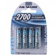 Аккумулятор ANSMANN MN2700AA 5030842 BL4 11092