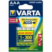Аккумулятор AAA 1000mah BL2 VARTA 5703 12142