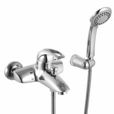 Смеситель для ванны комплектный IDDIS Cariow CQ23068CK