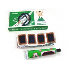 Набор резиновых латок для камер Россвик № RS2401