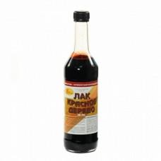 Лак 0,5 л красное дерево Новбытхим ХВ-784