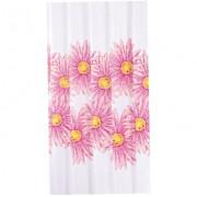 Штора для ванной 200*200 мм IDDIS Pink blossom SCID 091P