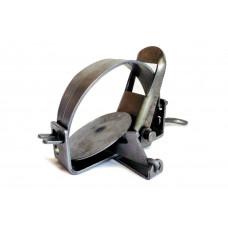 Капкан длинный пружинный с одной стороны 100 мм №1