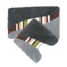 Набор ковриков для ванной 50*80+50*50 см IDDIS MID130AS