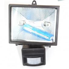 Прожектор галогеновый 500 Вт с датчиком движения JM-500G