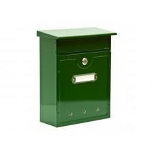 Почтовый ящик зеленый AMIG 4 12213