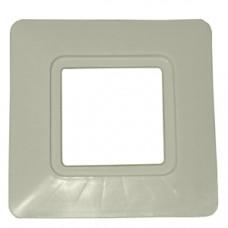 Защитная подкладка для выключателей белая