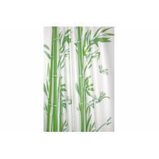 Штора для ванной 200*200 мм IDDIS Bamboo leaf SCID 010P