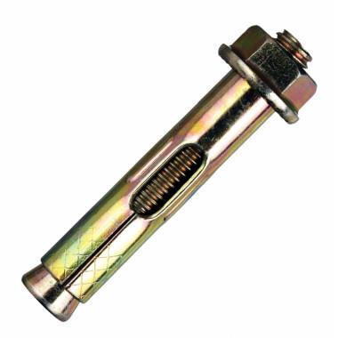 Анкер комбинированный 20х75 мм болт с гайкой