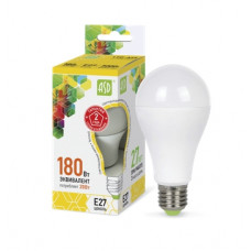 Лампа светодиодная  20Вт Е27 3000К 1600Лм LED-A60-standart ASD 4690612004198