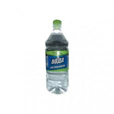 Дистилированная вода 0.5 л