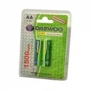 Аккумулятор DAEWOO АA-1500 DwAA1500