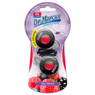 Ароматизатор Dr.Marcus Red Fruits Fresh Point 8421