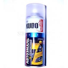 Краска автомобильная аэрозоль KUDO Красная KU-4090