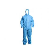 Комбинезон для защиты дышащий синий XL FIBERON ПРОФИ SIZK401