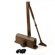 Доводчик дверной коричневый 55-100 кг Dorma Compakt EN-2/3/4