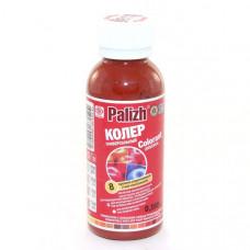 Паста колер красно-коричневый 100 мл ПАЛИТРА № 8 ST-08-01